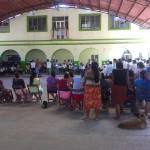 Palacio Municipal de San Dionisio del Mar, 13 de febrero
