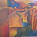 Mural en San Dionisio del Mar