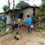 Amuzgos casa afectada
