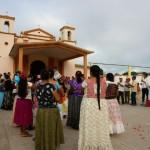 Capilla de los Pescadores en la Séptima Sección de Juchitán