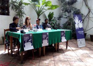 En @IAGO_mx presentación de Historieta Recuperar la dignidad frente a la Tortura