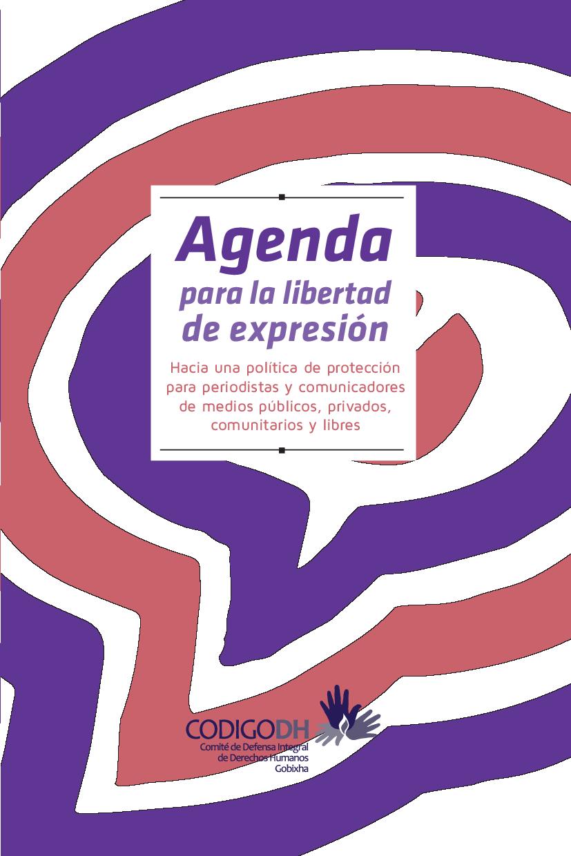 Agenda para la libertad de expresión