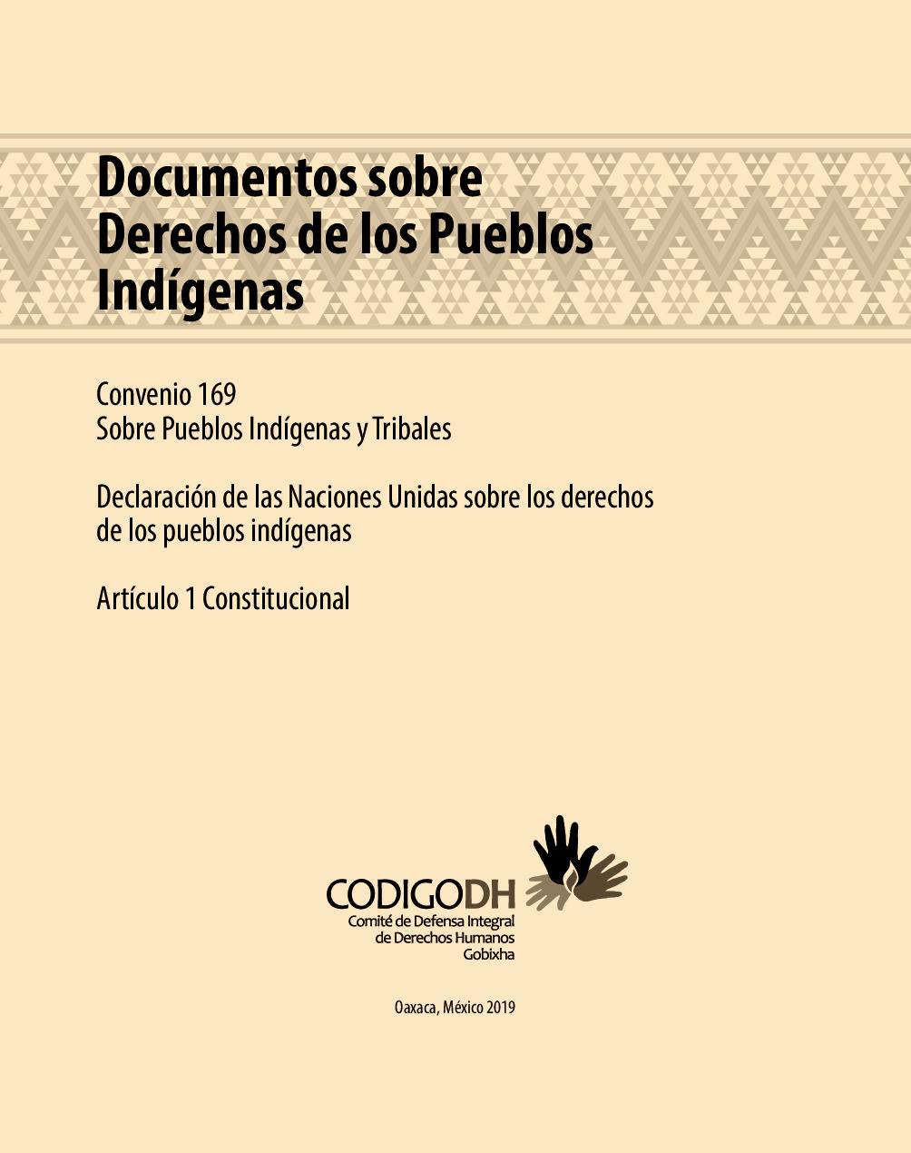 Documentos sobre Derechos de los Pueblos Indígenas