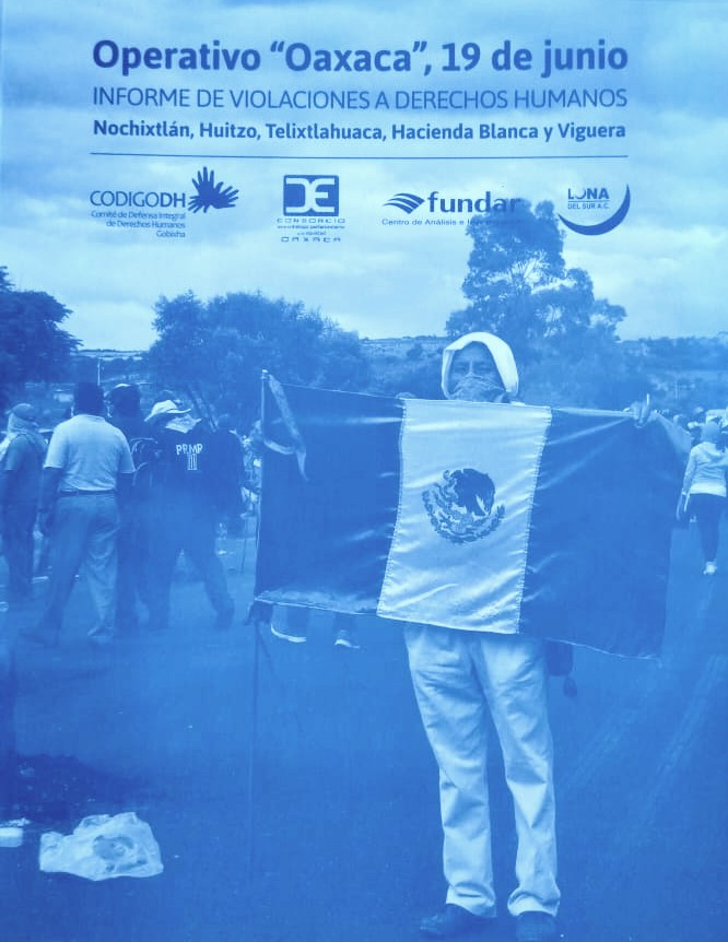 "Operativo ""Oaxaca"""